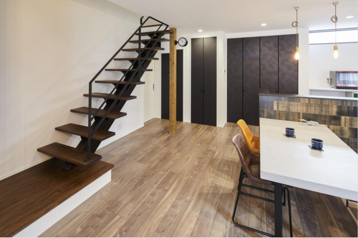 階段の種類とメリットデメリット