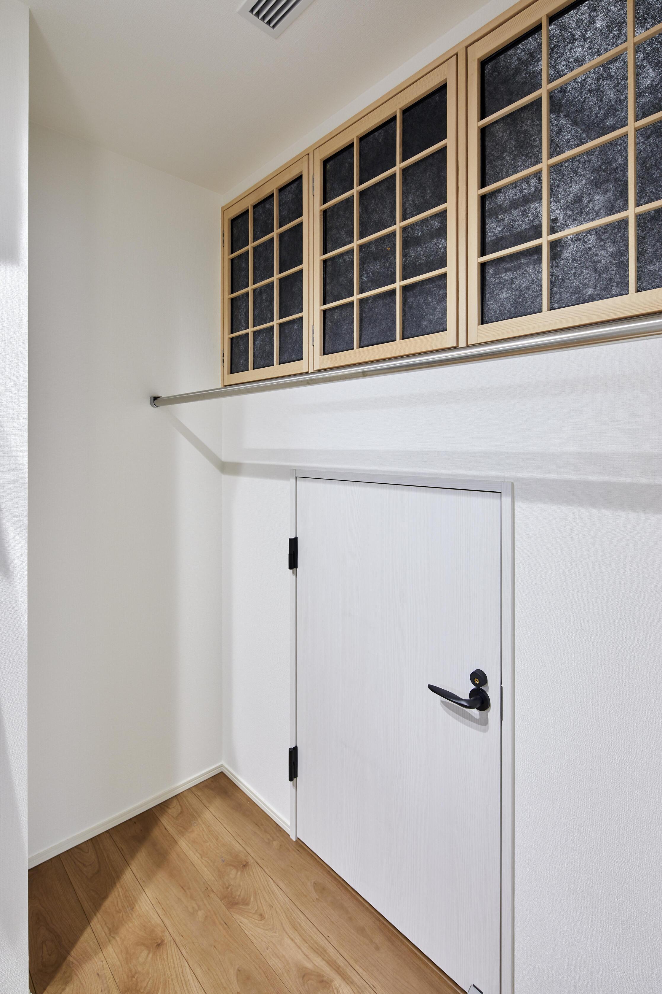 2階には全館空調の空調室を設計
